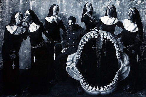 The Seduction of the Nuns Print