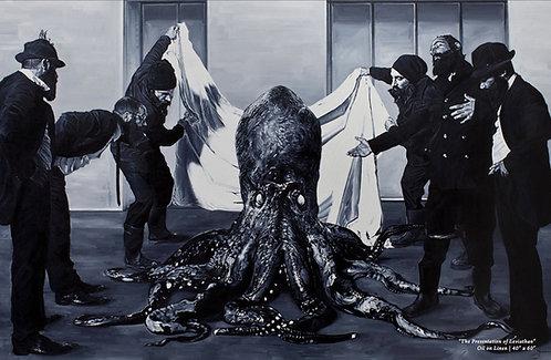 The Presentation of Leviathan Print