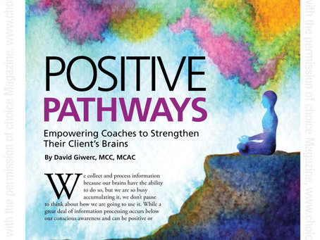 Positive Pathways - Empowering Coaches to Strengthen Their Clients' Brains - #ADHD