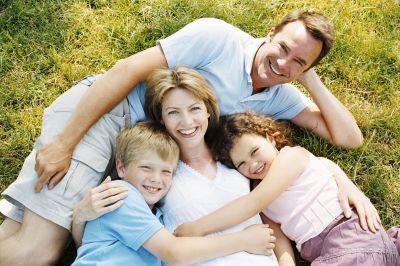 Train the Parent, Help the Child