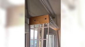 Sécurisation des fenêtres :           Idée pour sécuriser une fenêtre oscillo-battant.
