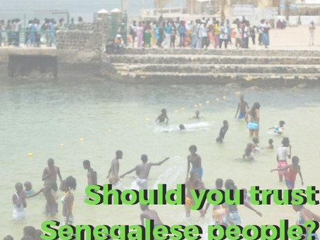 Should you trust senegalese people?