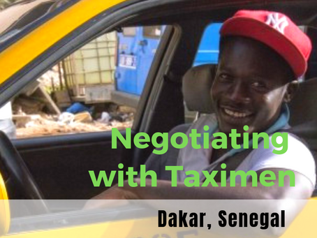 5 Ways to Negotiate with Taximen