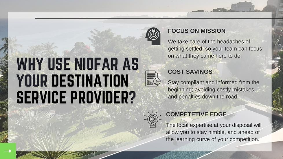 Niofar Executive Relocation Digital Over