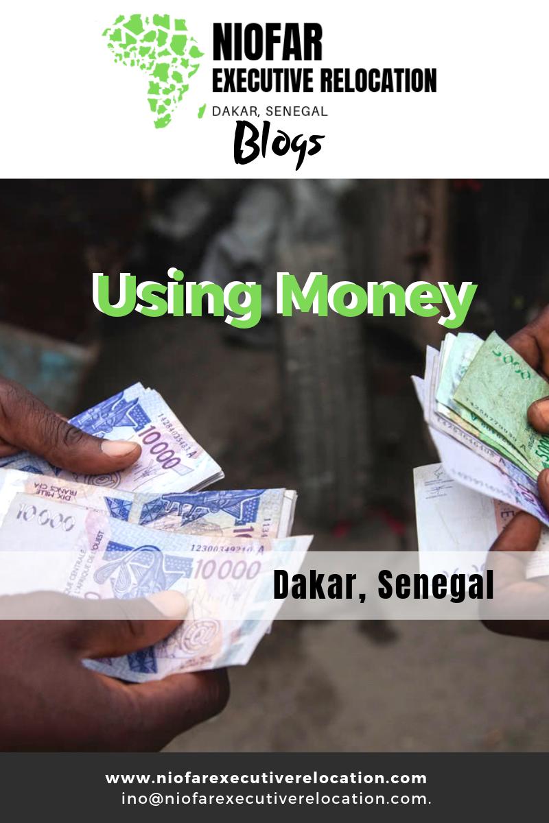 Niofar Executive Relocation, West Africa money, blog, expatriates, tips
