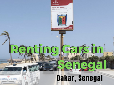 Renting or Buying Cars in Senegal