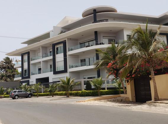 Apartment Complex in Dakar