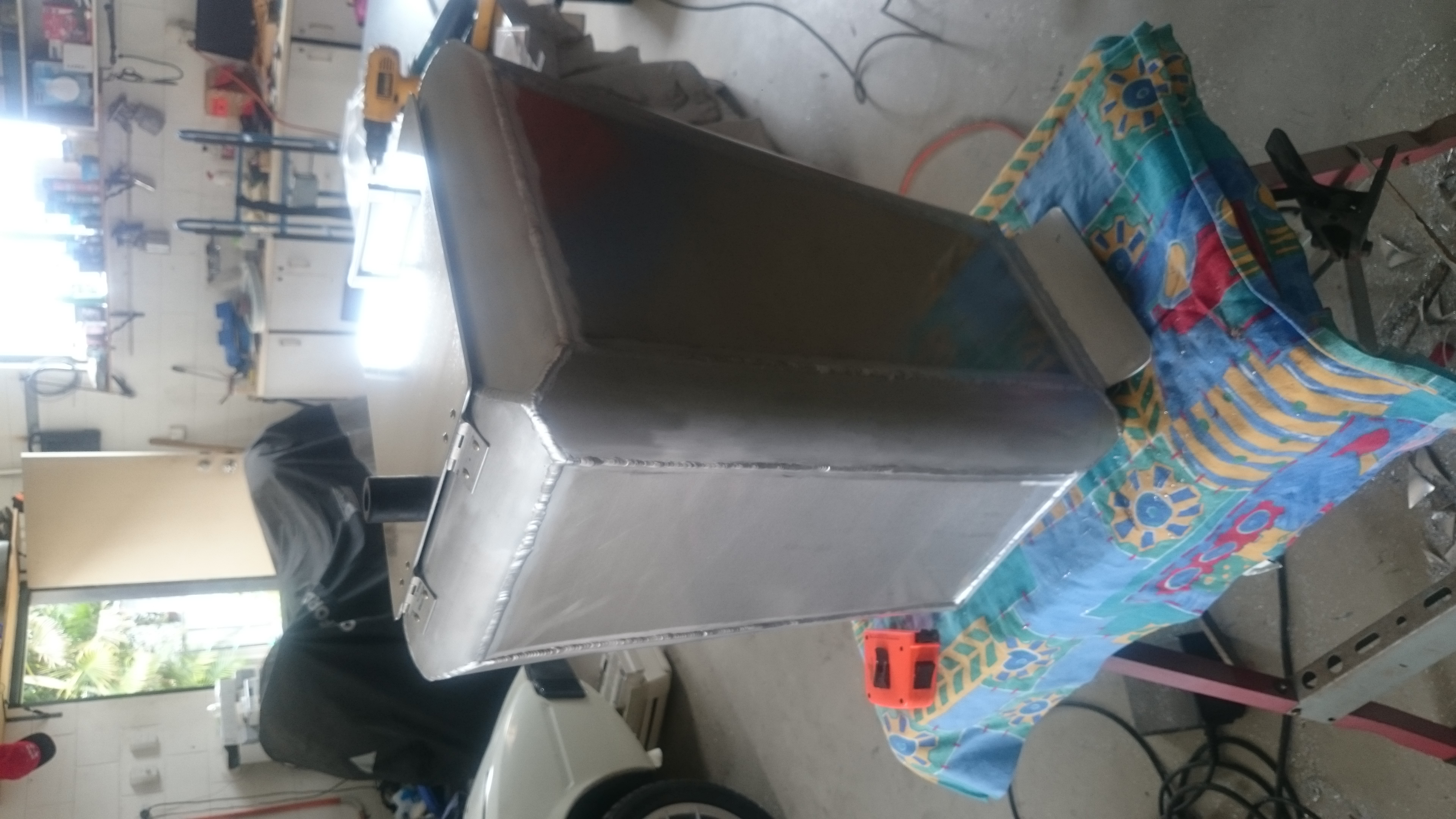 Custom Bait Tanks