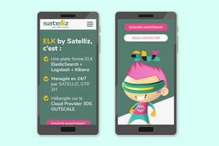 Webdesign site internet mobile