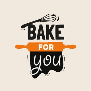 Création logo Bake for You