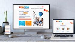 Site internet UNSA Caisse d'épargne