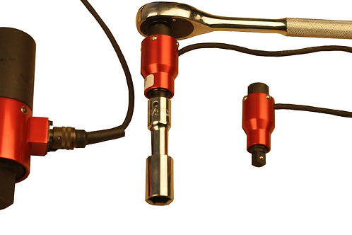 15-150 ft.lb., In-Line Style Torque Transducer