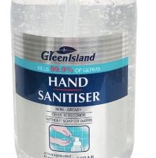 Hand Sanitizer 16.9oz w/Hand Pump