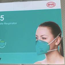 BYD N-95 Masks