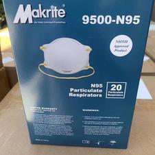 Makrite N-95 Masks