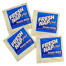 Alcohol Hand Wipes - 5x7 Pack