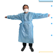 L1 Iso Disposable Gown