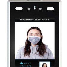 Touch-free Thermometer Scanner
