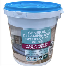 Disinfecting Wipes - Bucket of 400