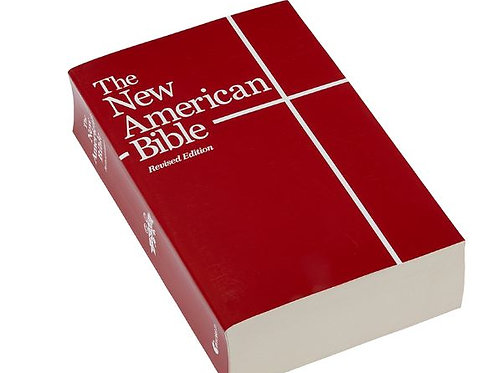 The New American Bible (NABRE) - Paperback Edition