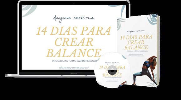 14 Dias Para Balance (con meditaciones)