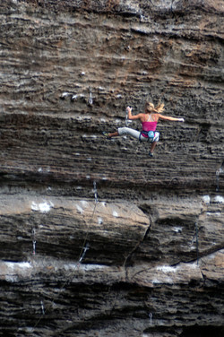 The Madness 5.13c