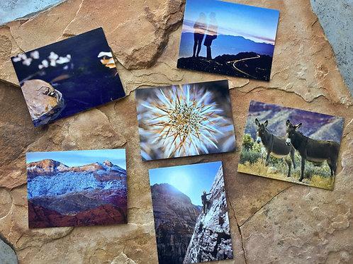 Red Rock Postcards (Set of 6)