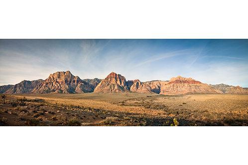 Red Rock Canyon Panoramic