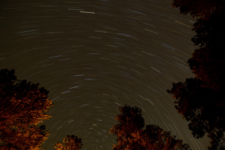 Stars Above Camp