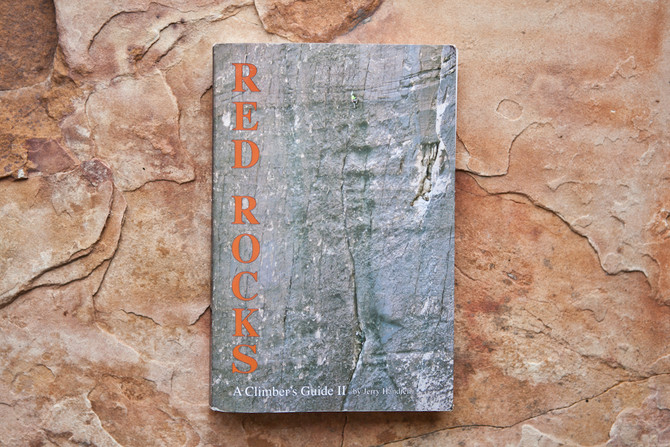 Red Rocks: A Climbers Guide II by Jerry Handren