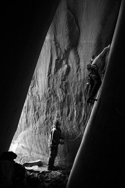 Cave Route 5.10