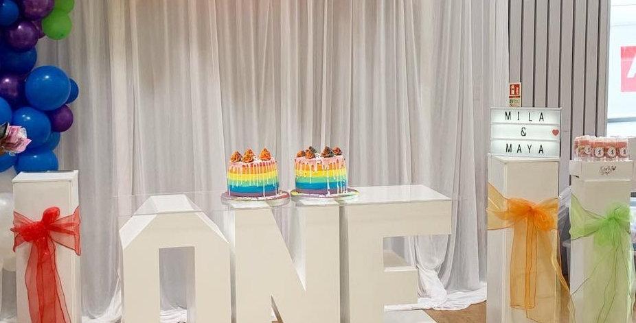 Themed - Rainbow Party