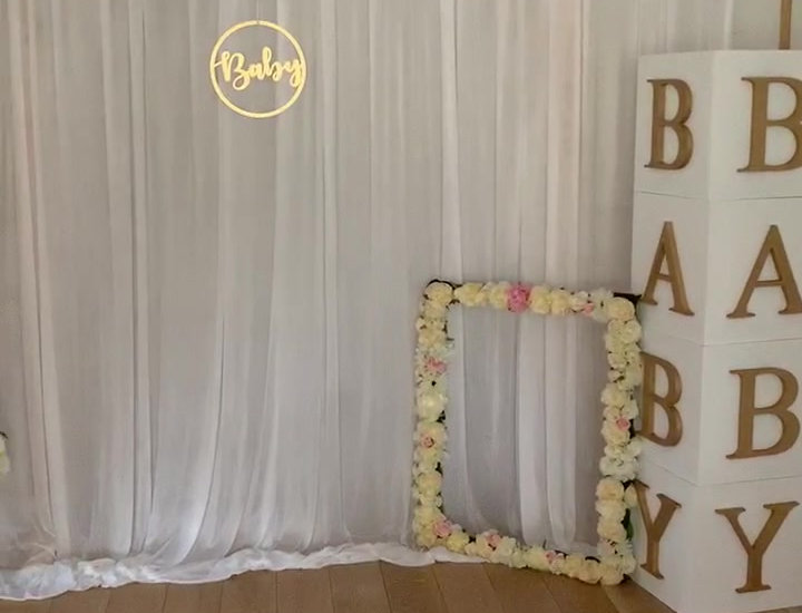 Blossom Baby Shower Package