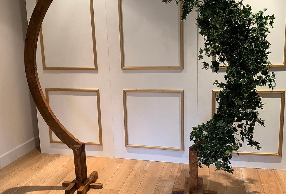 Moon Arch - Half Ivy Garland