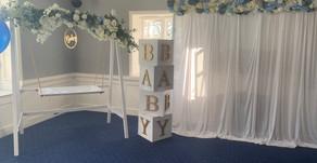 INSPIRATION: Baby Boy Baby Shower