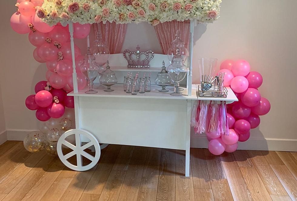 Pink Princess Cart