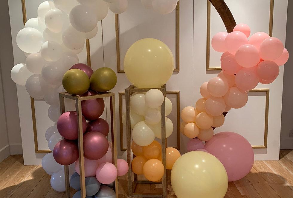 Balloon Podiums