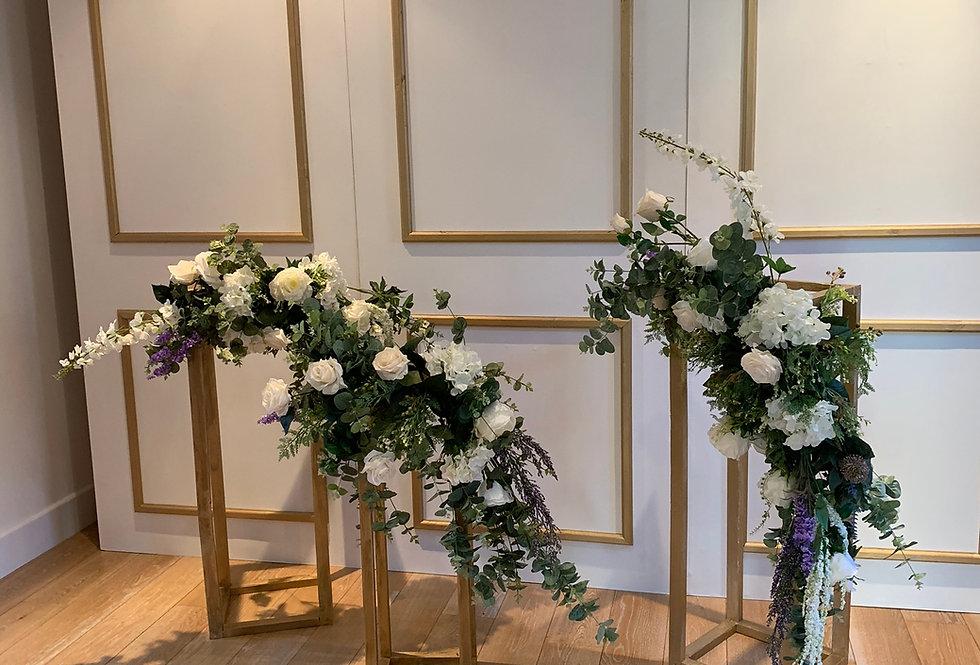 Floral Podium