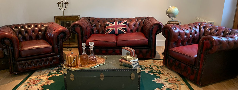 Chesterfield Lounge Collection