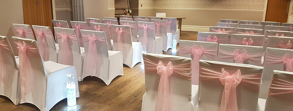 Chair Covers - DIY