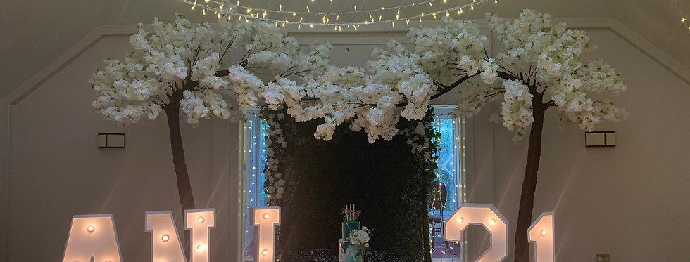 Canopy Blossom Trees