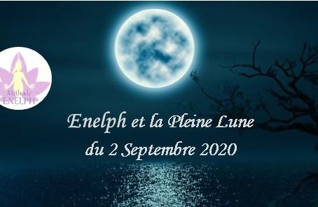 Enelph et la Pleine Lune du 2 sept 2020