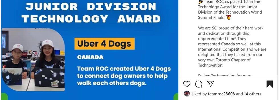 uber4dog winning.jpg