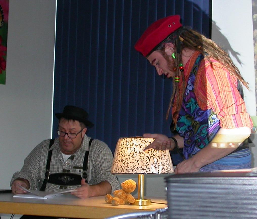Prinz Bongerich Vorlesemodus Seeg