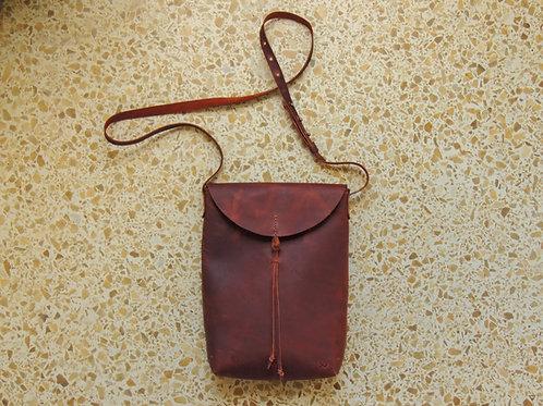 Bolsa de couro Mônica