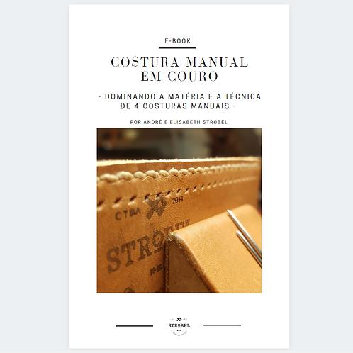 1ª ed. E-book - Costura Manual em Couro
