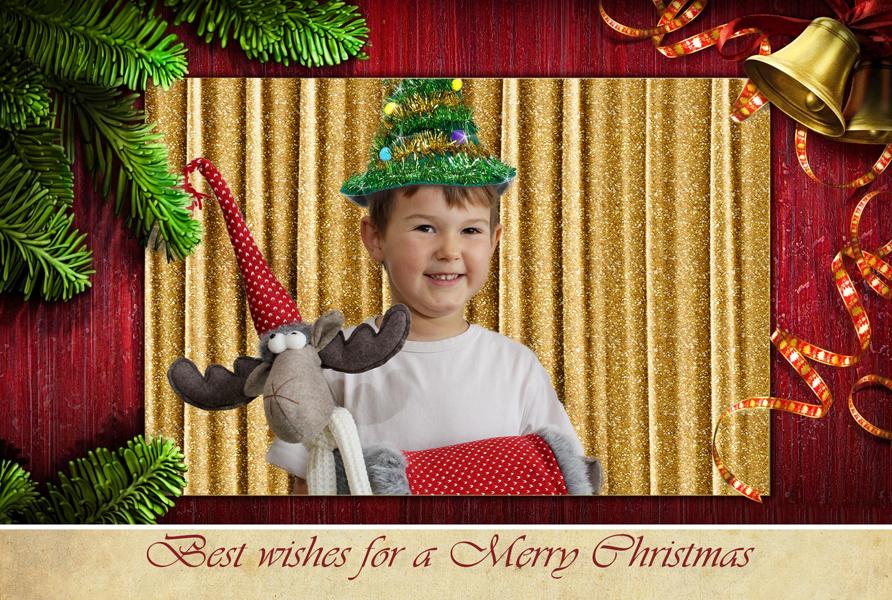 Beispiel Fotobox mieten Weihnachten