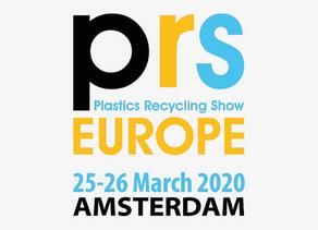 Plastics Recycling Show Europe Postponed