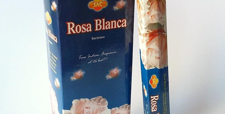 Varillas de Rosa Blanca