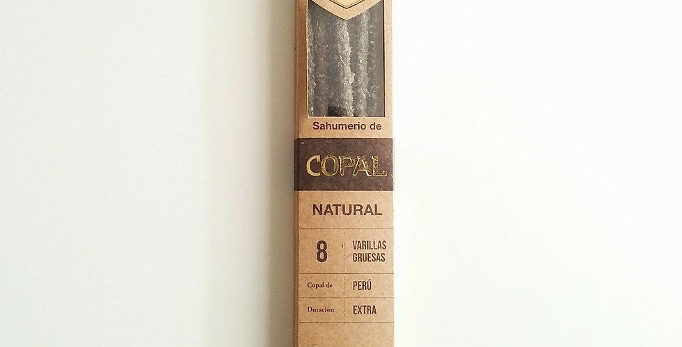 Varillas de Copal